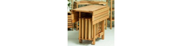 Carrinho Mesa Com 4 Cadeiras
