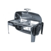 Chafing Dish Luxo Retangular 7L