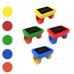 Mesinha infantil digital tela touch